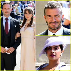 Here's Every Celeb Who Attended Harry & Meghan's Wedding!