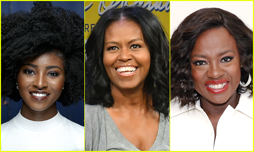 Jayme Lawson and Viola Davis cast as Michelle Obama