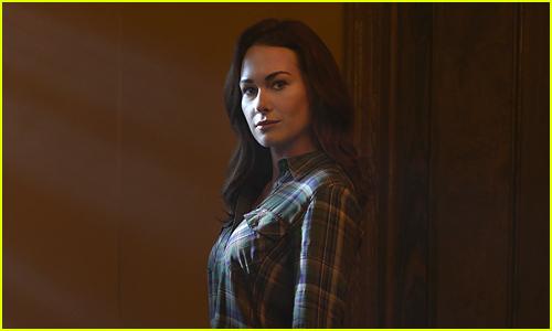 Kelly Frye as Sarah in Secrets of Sulphur Springs