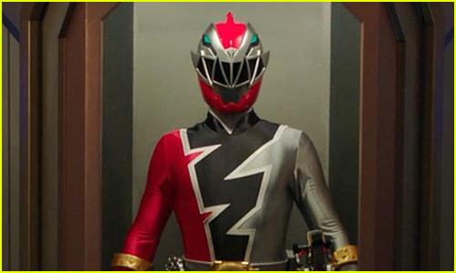 Power Rangers Dino Fury Red Ranger