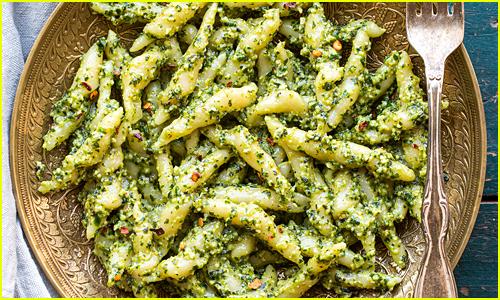 Eitan Bernath's Trofie Al Pesto