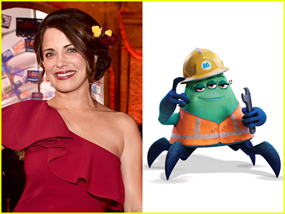 Alanna Ubach's 'Monsters at Work' Character