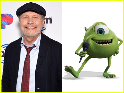 Billy Crystal's 'Monsters at Work' Character