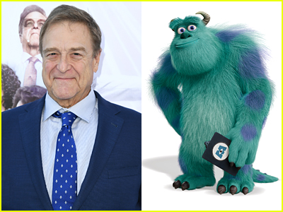 John Goodman's 'Monsters at Work' Character