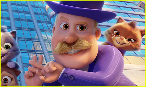 the mayor from Paw Patrol: The movie