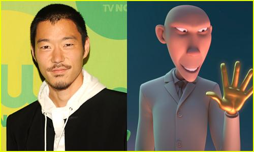 Aaron Yoo in Netflix's Wish Dragon