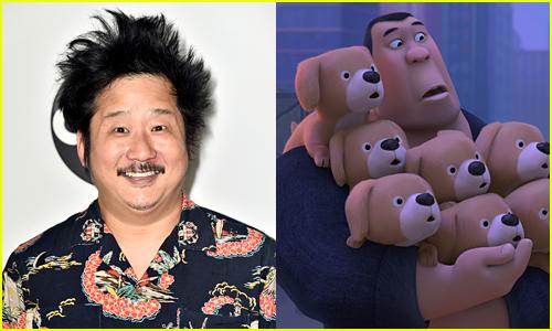 Bobby Lee in Netflix's Wish Dragon