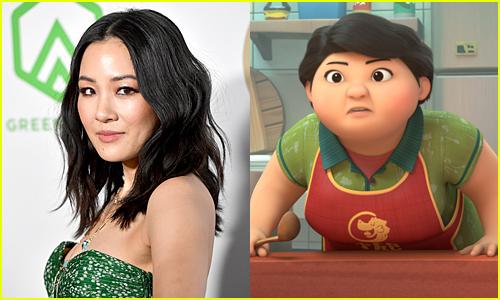 Constance Wu in Netflix's Wish Dragon