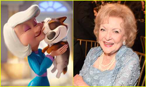 Betty White's Dog Gone Trouble character