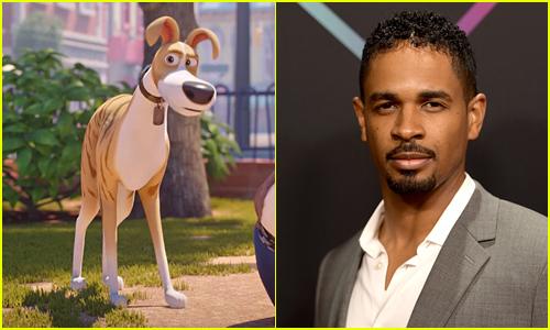 Damon Wayans Jr's Dog Gone Trouble character