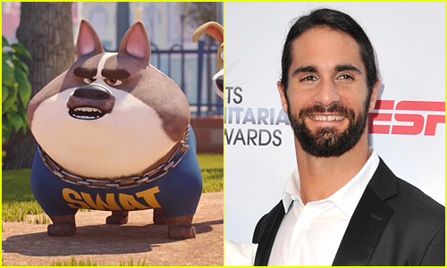 Seth Rollins's Dog Gone Trouble character