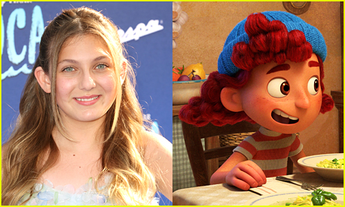 Emma Berman voices Giulia in Disney/Pixar's Luca