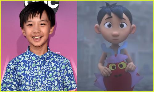 Ian Chen in Netflix's Wish Dragon