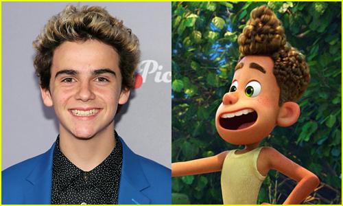 Jack Dylan Grazer voices Alberto in Disney/Pixar's Luca