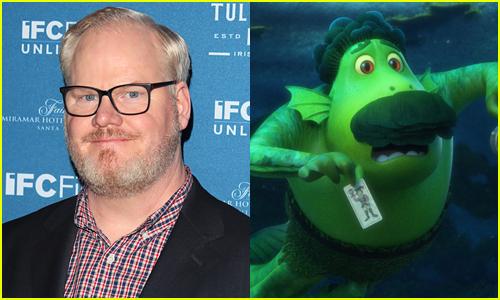 Jim Gaffigan voices Luca's dad in Disney/Pixar's Luca