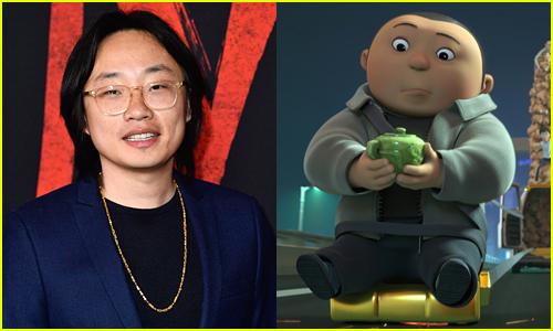 Jimmy O Yang in Netflix's Wish Dragon