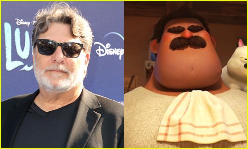 Marco Barricelli voices Giulia's dad in Disney/Pixar's Luca