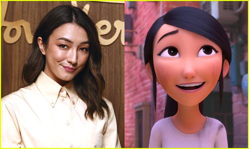 Natasha Liu Bordizzo in Netflix's Wish Dragon