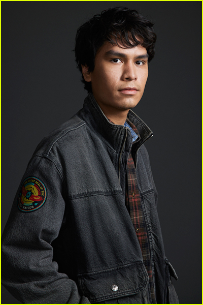 Forrest Goodluck in The Republic of Sarah