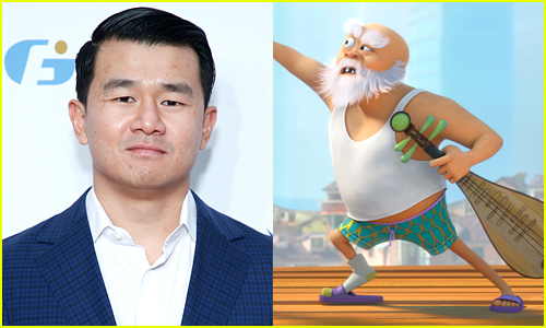 Ronny Chieng in Netflix's Wish Dragon