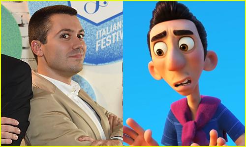 Saverio Raimondo voices Ercole in Disney/Pixar's Luca