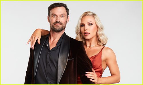 Brian Austin Green & Sharna Burgess coupled up on DWTS