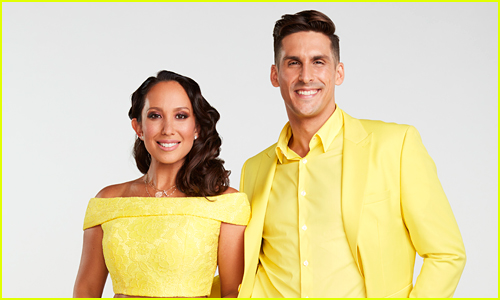 Cody Rigsby & Cheryl Burke coupled up on DWTS