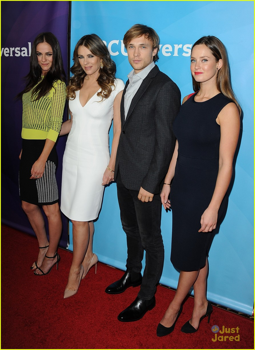 Merritt Patterson And William Moseley