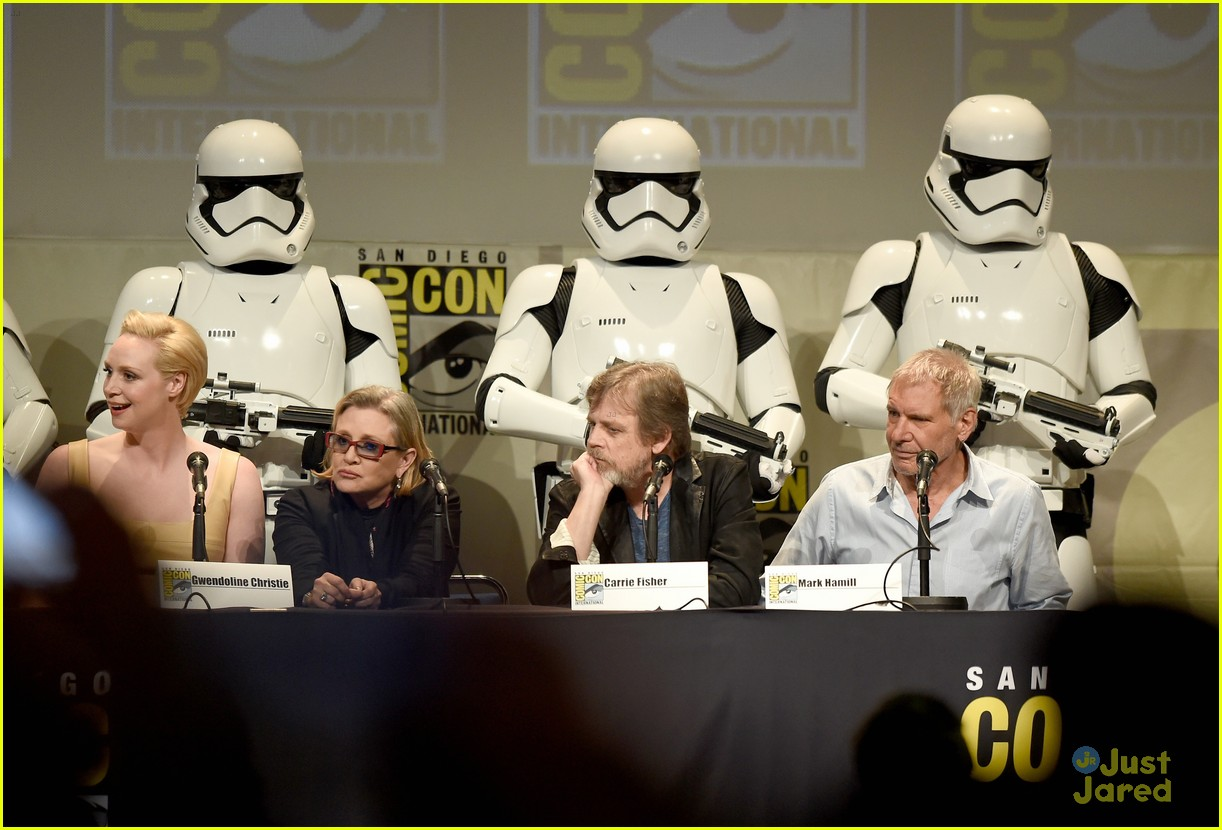 star wars comic con panel cast photos 14