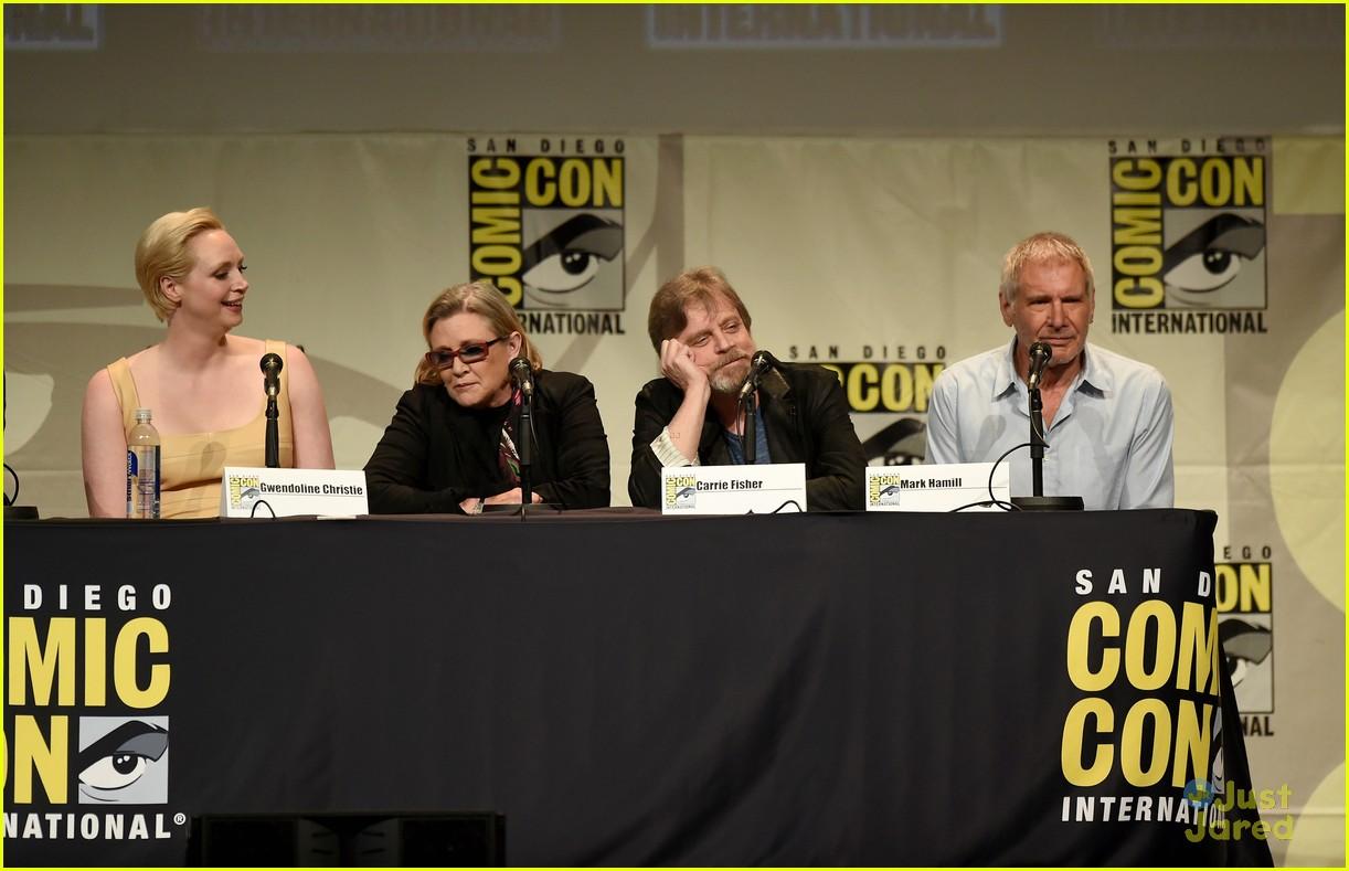 star wars comic con panel cast photos 15