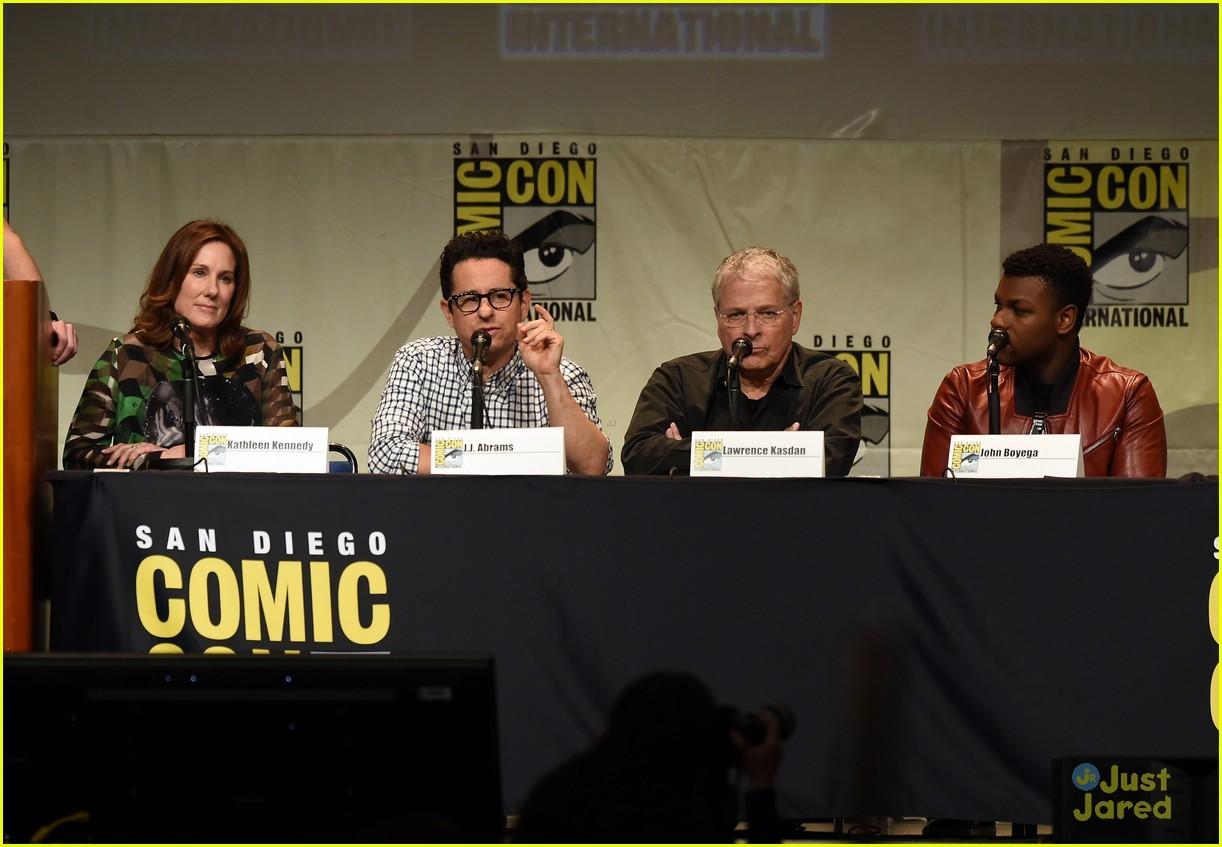 star wars comic con panel cast photos 30
