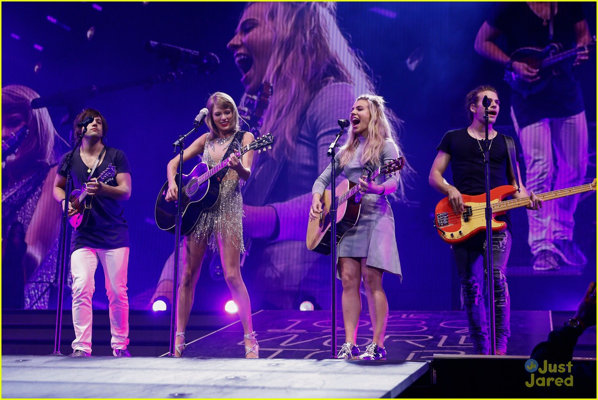 taylor swift echosmith the band perry 01