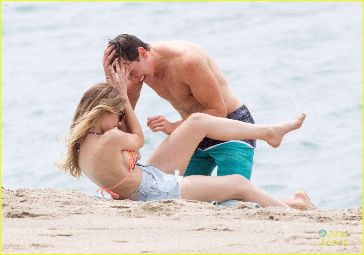 Halston Sage Makes Out With Taylor John Smith For You Get