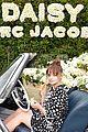 kaia geber marc jacobs daisy fragrance launch 12