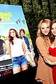 joey king is red hot at the kissing booth screening in la 09