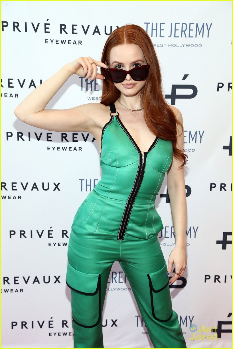madelaine petsch new prive revaux glasses 01