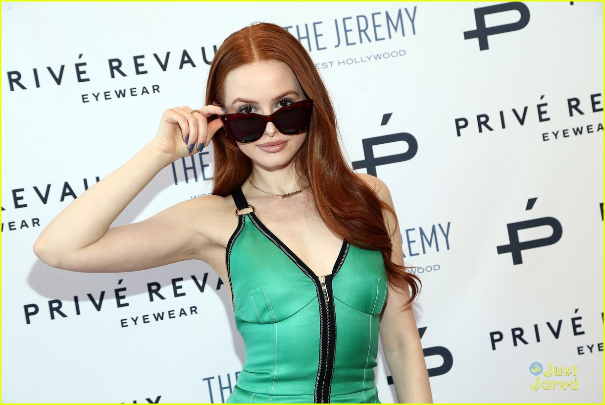 madelaine petsch new prive revaux glasses 04