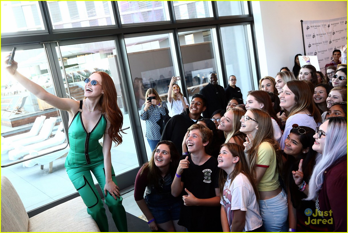 madelaine petsch new prive revaux glasses 08