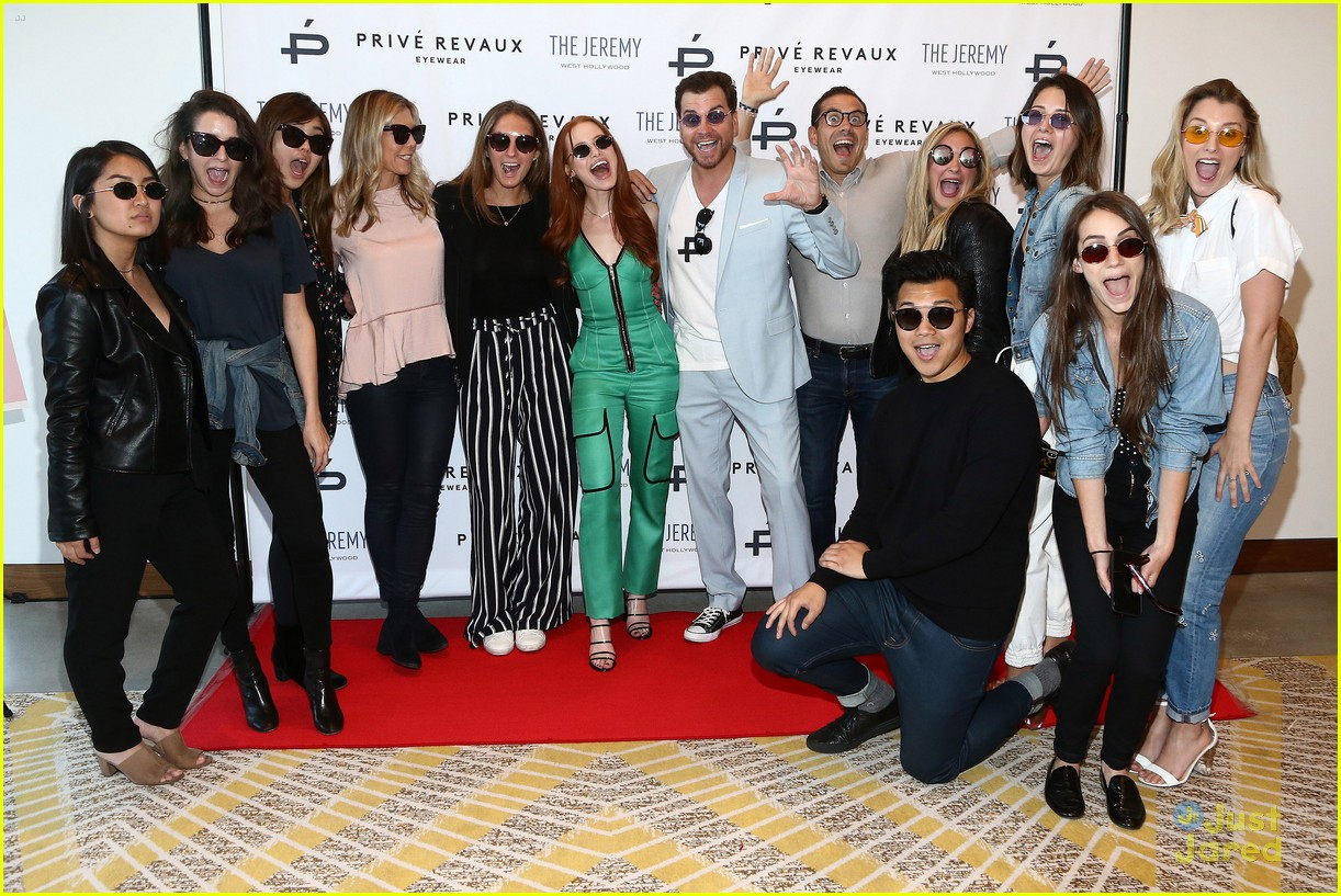 madelaine petsch new prive revaux glasses 12