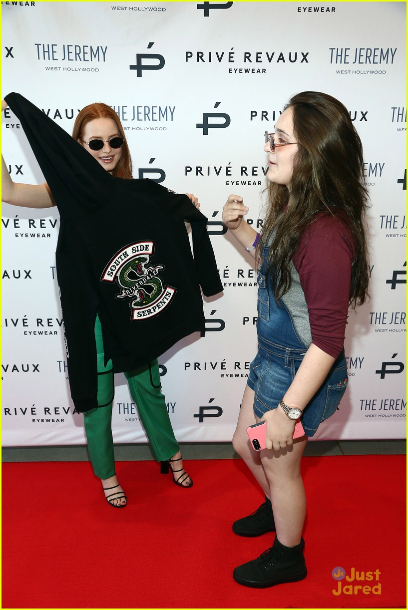 madelaine petsch new prive revaux glasses 20