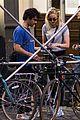 joe jonas sophie turner bike ride 09