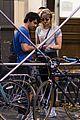 joe jonas sophie turner bike ride 10
