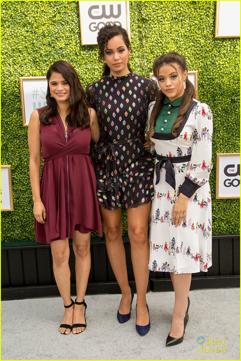 charmed legaices stars cw fall launch event 29