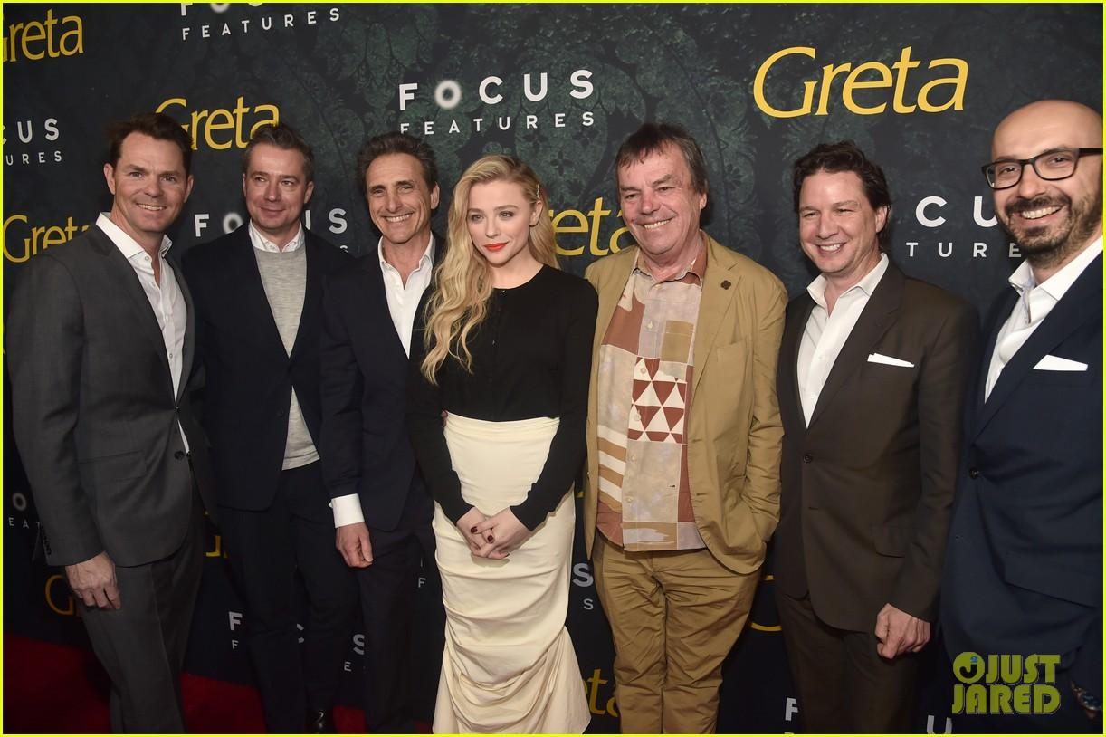chloe moretz greta premiere hollywood 15