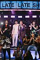 jonas brothers make sucker tv debut with corden performance 01
