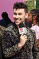 max wife emily skip traditional red carpet attire to iheartradio music awards 03