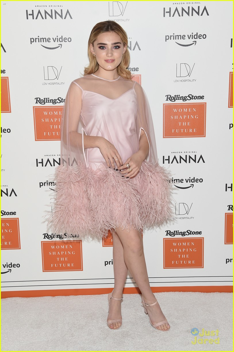 meg donnelly grace vdw more rolling stone event 02
