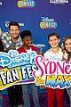 coop cami ask world cast disney channel fan fest 25