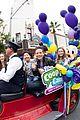 coop cami ask world cast disney channel fan fest 49