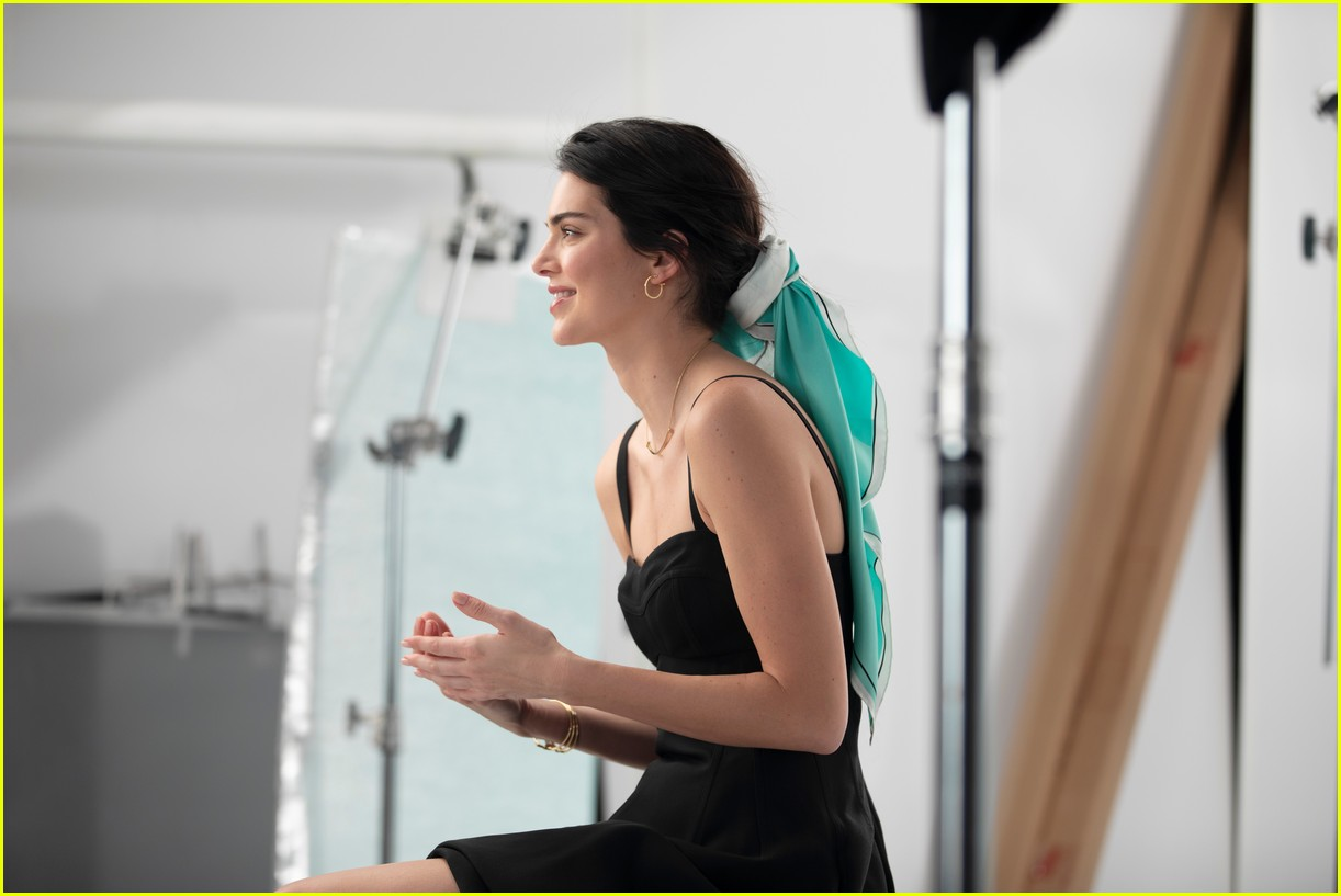 kendall jenner tiffany co campaign images 07